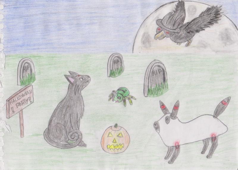 ^v^ Ma galerie de dessins sur papiers  Concou10