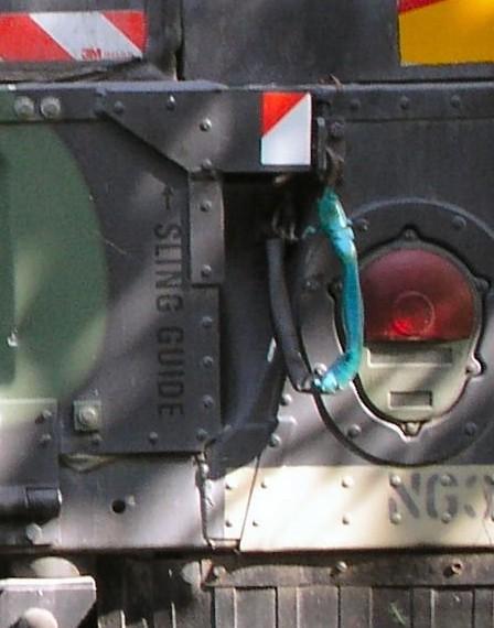 Hummer M1025 Academy Detail11