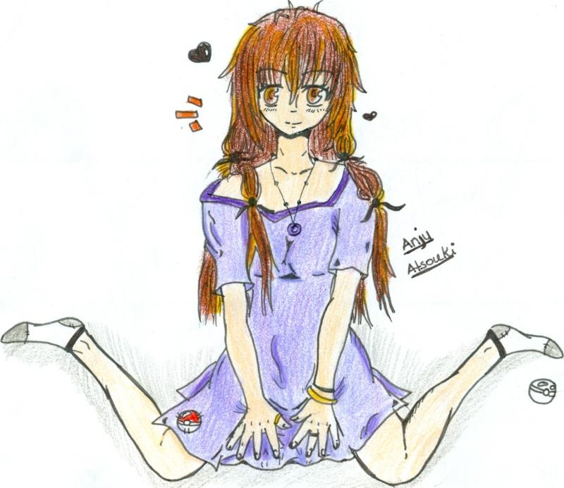 Carnet de dessin d'un Petit Pokabu... - Page 2 Anju_411
