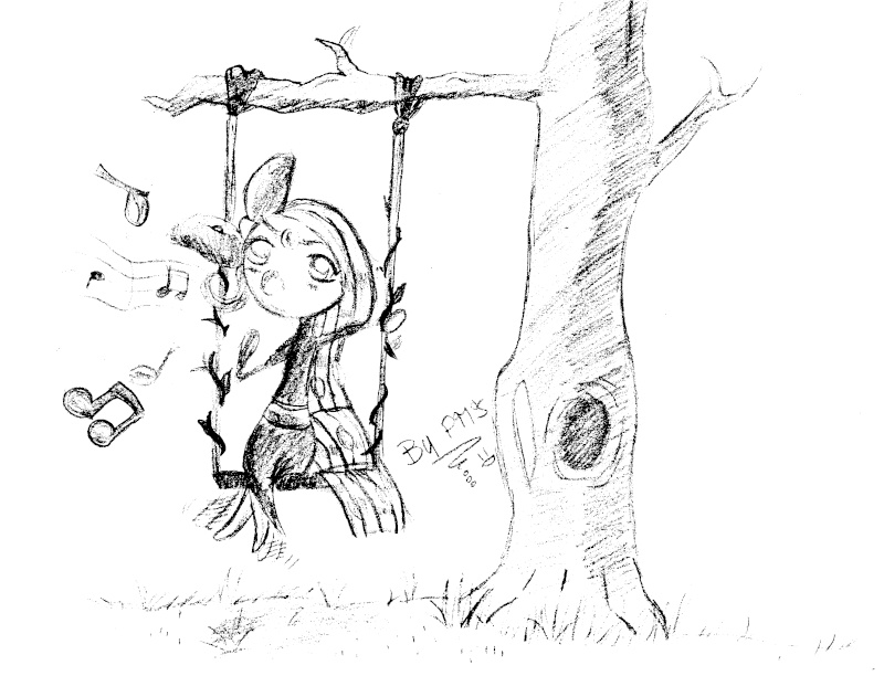 Carnet de dessin d'un Petit Pokabu... - Page 2 Meloia10