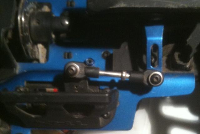 Réglages chassis pour piste TT lente avec nombreux virages 00411