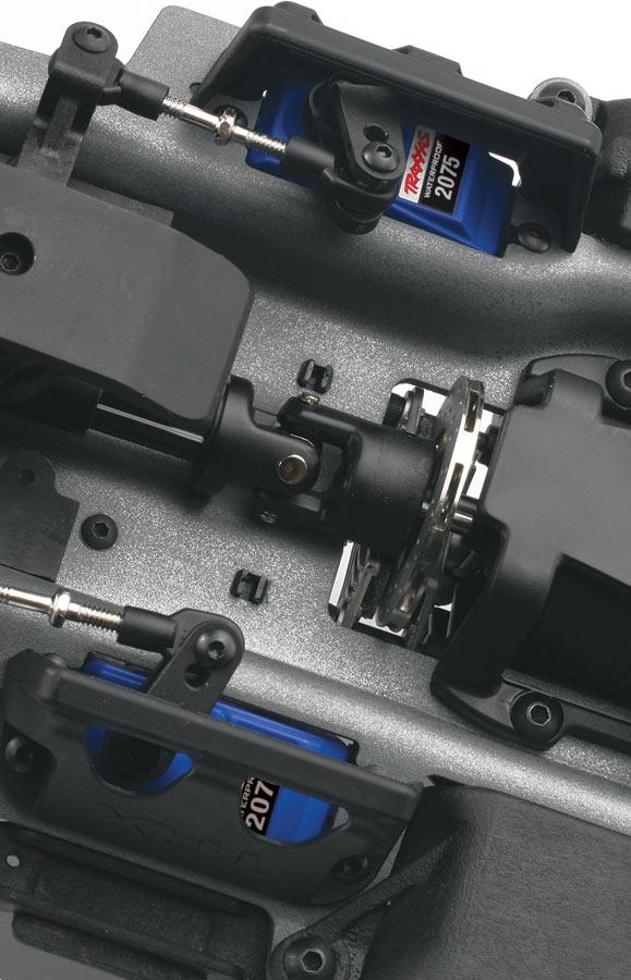 Réglages chassis pour piste TT lente avec nombreux virages 18_53010