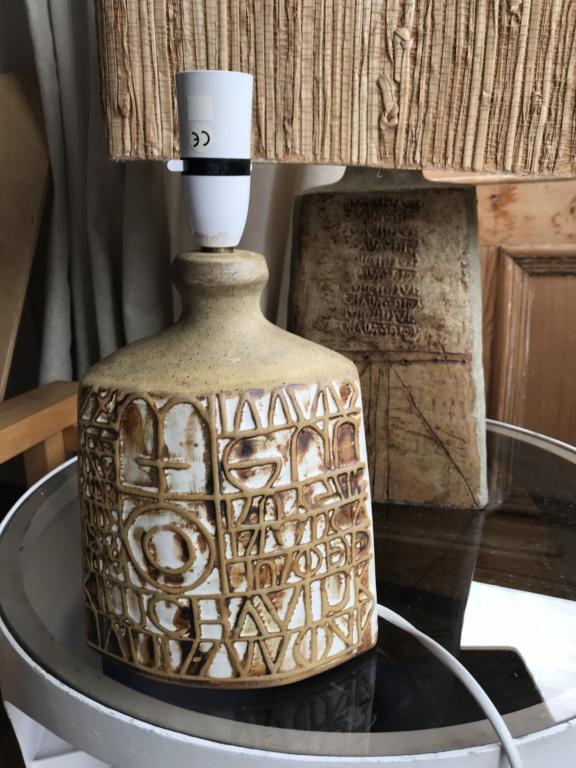 Tremaen lamp base (Not Rooke) Img_0310