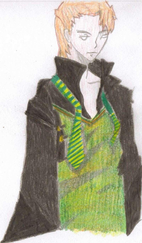 Harry Potter Fan Arts.  Draco_10