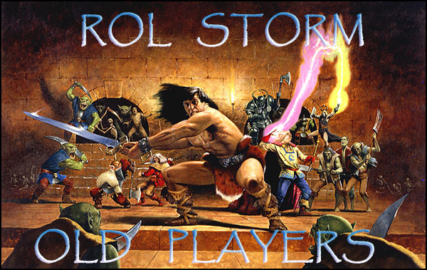ROL STORM   OLD PLAYERS