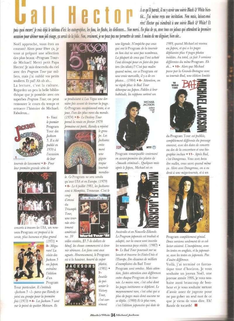 Les rubriques collectors de Black & White Magazine Photo111