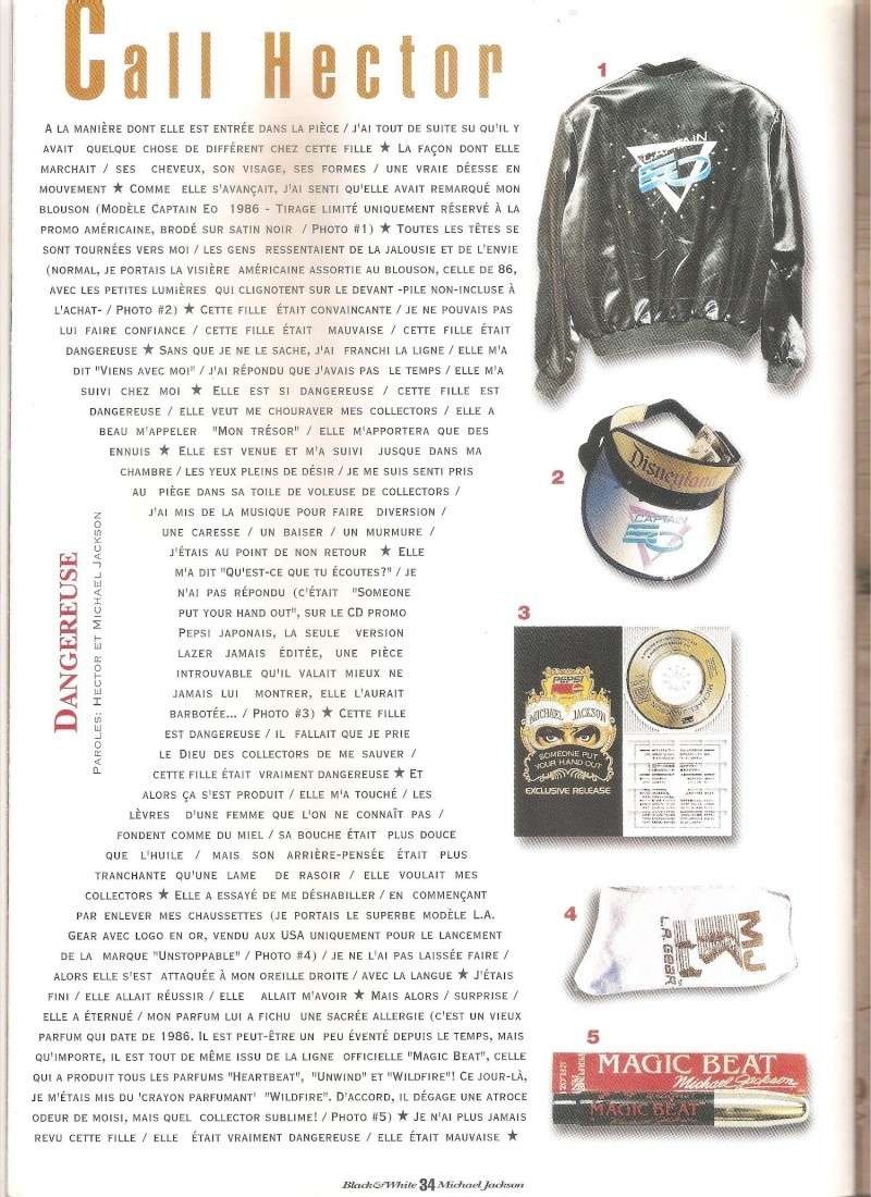 Les rubriques collectors de Black & White Magazine Photo112