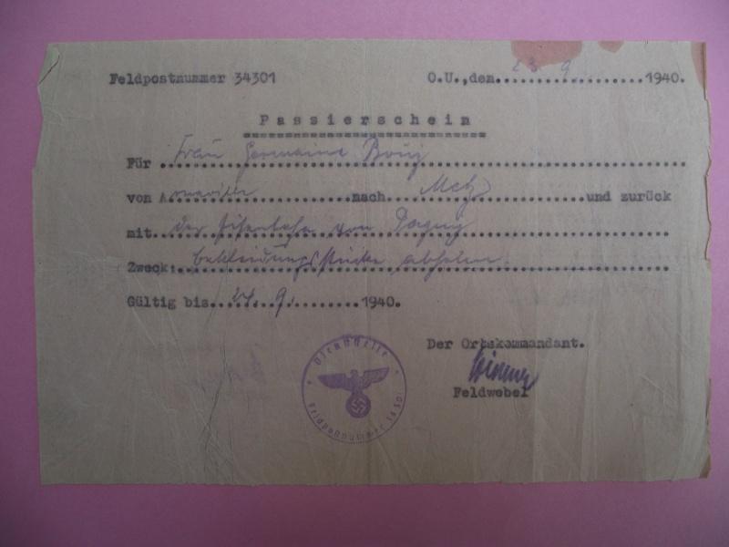 lettres de prisoniers de guerre Lettre17