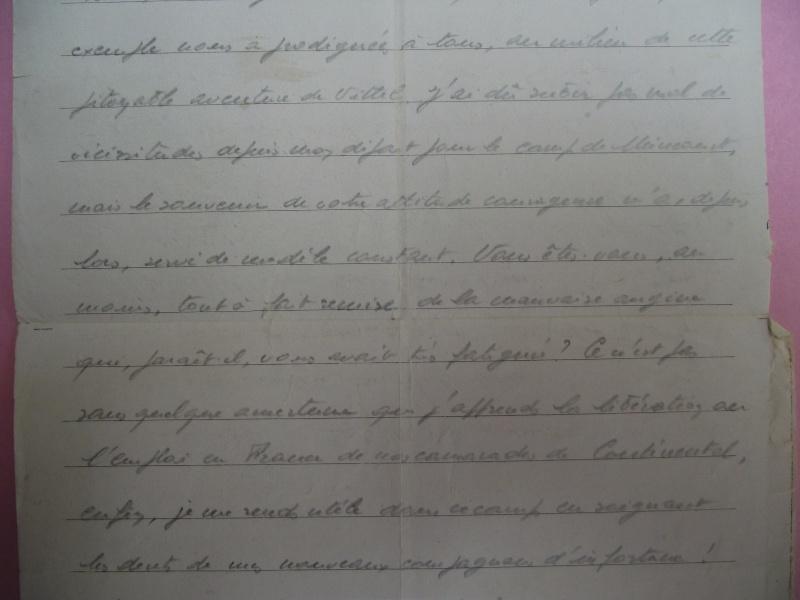 lettres de prisoniers de guerre Lettre26