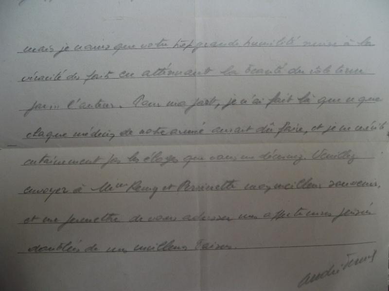 lettres de prisoniers de guerre Lettre27