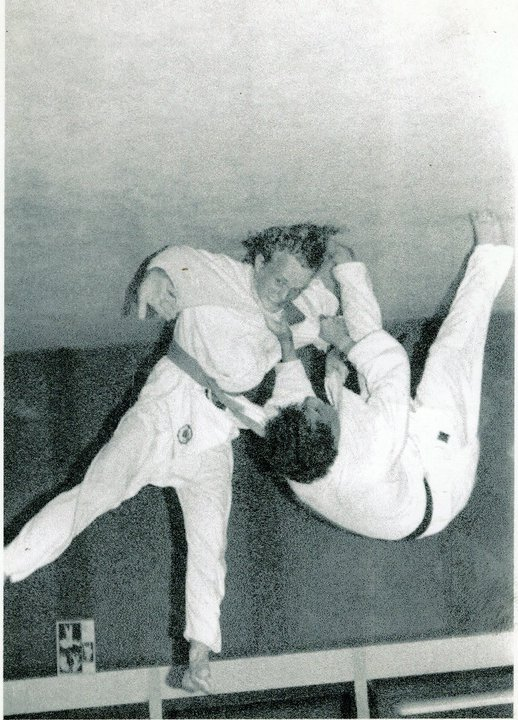 Mouzaoui Saadi (Akkar Aokas) champion de France 1975 en judo. 16271510