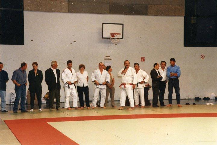 Mouzaoui Saadi (Akkar Aokas) champion de France 1975 en judo. 16362310
