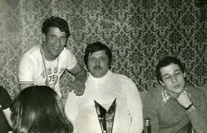 Mouzaoui Saadi (Akkar Aokas) champion de France 1975 en judo. 16405210