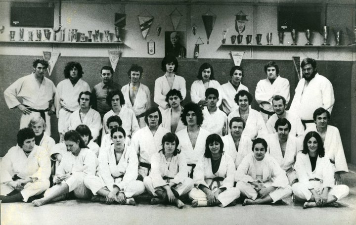 Mouzaoui Saadi (Akkar Aokas) champion de France 1975 en judo. 16571910
