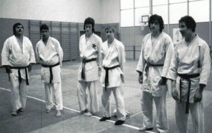 Mouzaoui Saadi (Akkar Aokas) champion de France 1975 en judo. 16701610