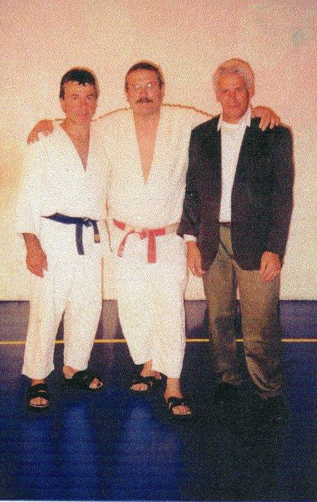 Mouzaoui Saadi (Akkar Aokas) champion de France 1975 en judo. 16764010