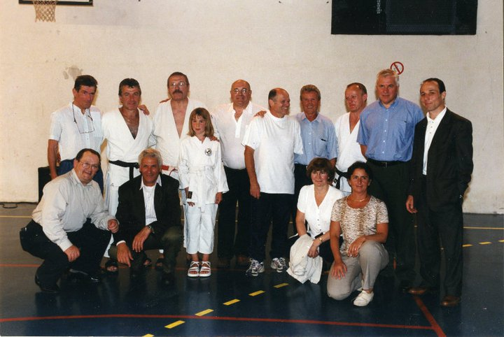 Mouzaoui Saadi (Akkar Aokas) champion de France 1975 en judo. 34813_10