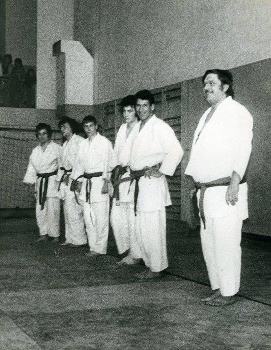 Mouzaoui Saadi (Akkar Aokas) champion de France 1975 en judo. 34814_10