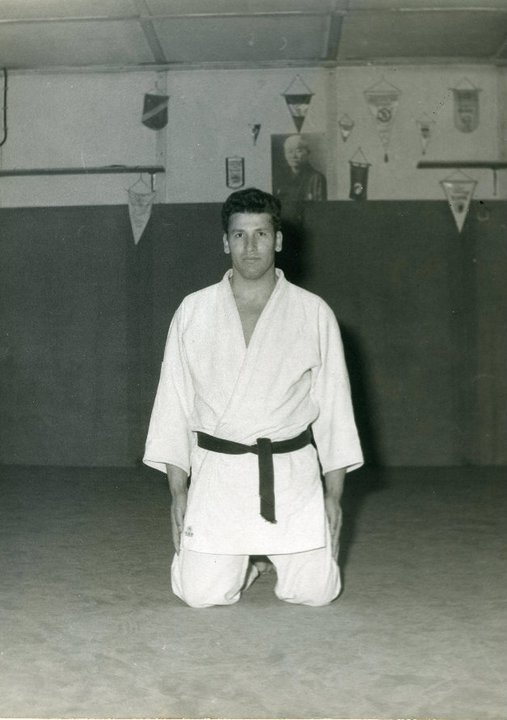 Mouzaoui Saadi (Akkar Aokas) champion de France 1975 en judo. 36276_10