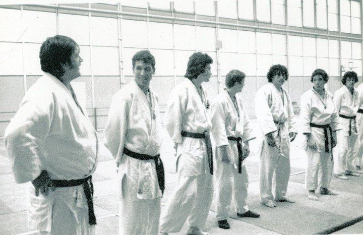 Mouzaoui Saadi (Akkar Aokas) champion de France 1975 en judo. 74625_11