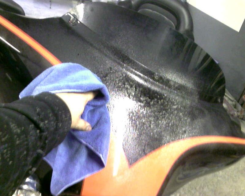 Démontage du Batwing pour la pose de rétroviseurs  Sp_a0232