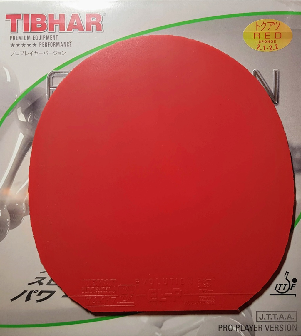 Thibar evolution ELP rouge 2-1/2.2 110