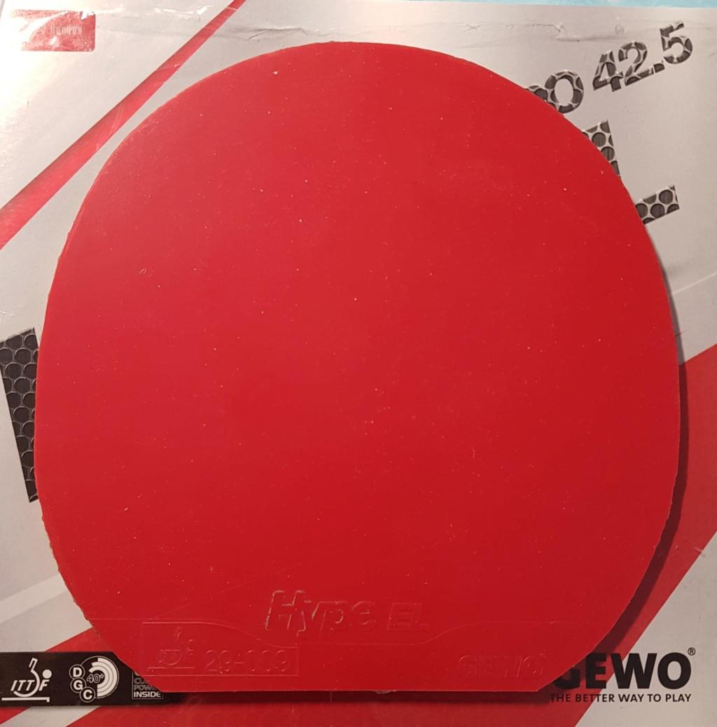 Gewo Hype EL Pro 42,5 Rouge 1,9mm 20190335