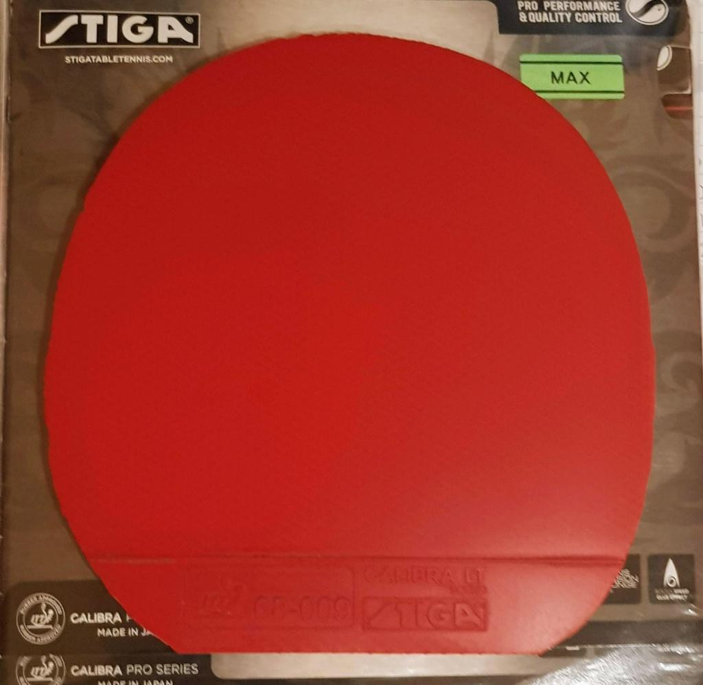 Stiga Calibra Sound LT max rouge 20191210