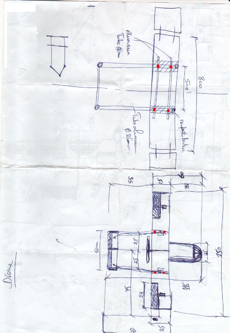 construction de modèle réduit - Page 3 Drone10