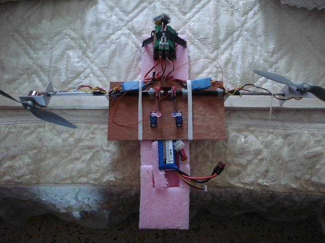 """Vtol """"bi-rotor, tri-rotor, quadri-rotor Dsc06611"""
