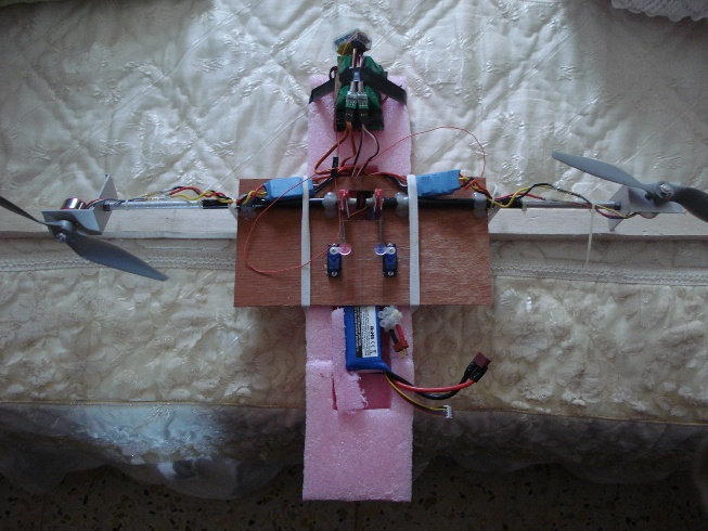 "Vtol ""bi-rotor, tri-rotor, quadri-rotor - Page 2 Dsc06611"