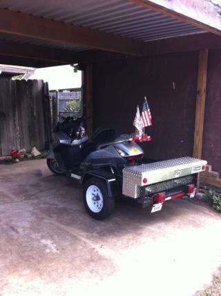 Build your Trike Conversion for under $700.00 Trikec12