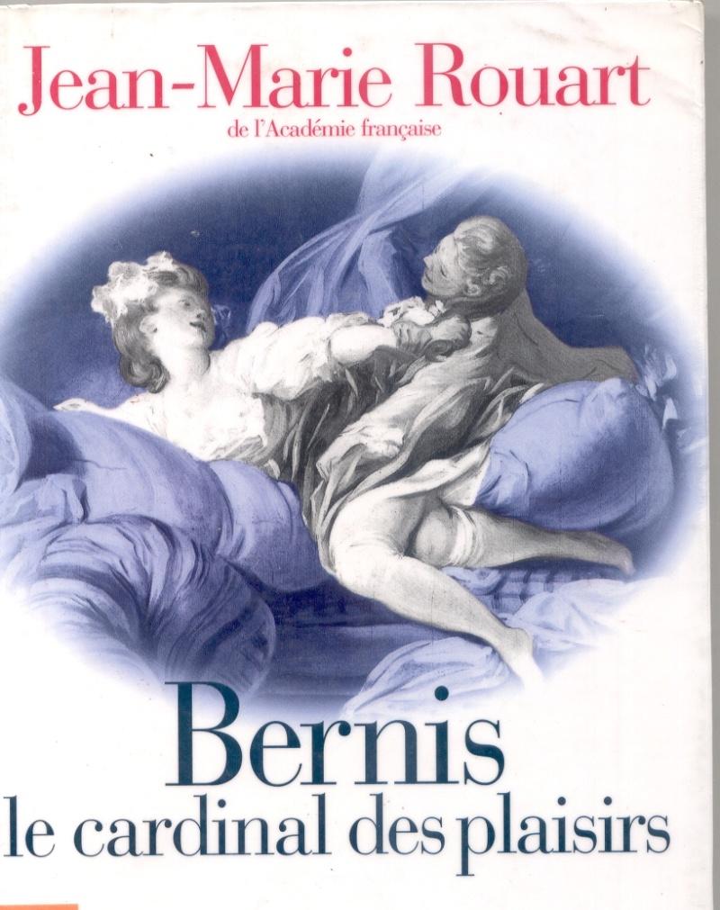 François Joachim de Pierre de Bernis, cardinal de Bernis Bernis10
