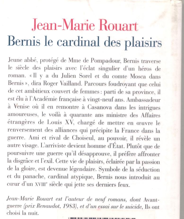 François Joachim de Pierre de Bernis Bernis11