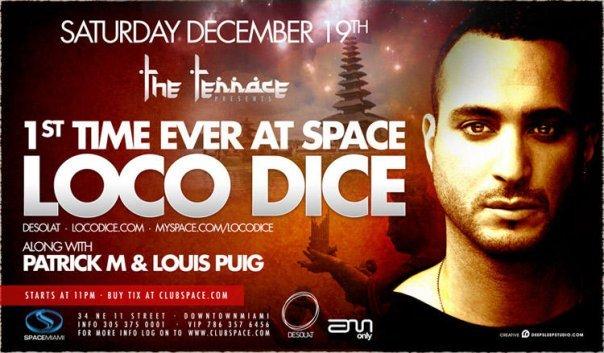 2009.12.19 - LOCO DICE @ SPACE, MIAMI (USA) 2009-110