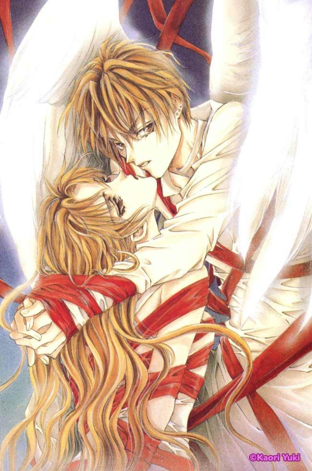 Angel Sanctuary [Anime et Manga] 460_an10