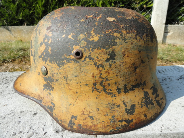 Vos casques allemands WW2... - Page 6 Casque13