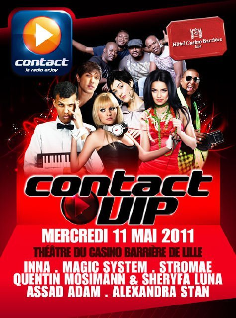 [11.05.11]  Radio contact Lille  20576110