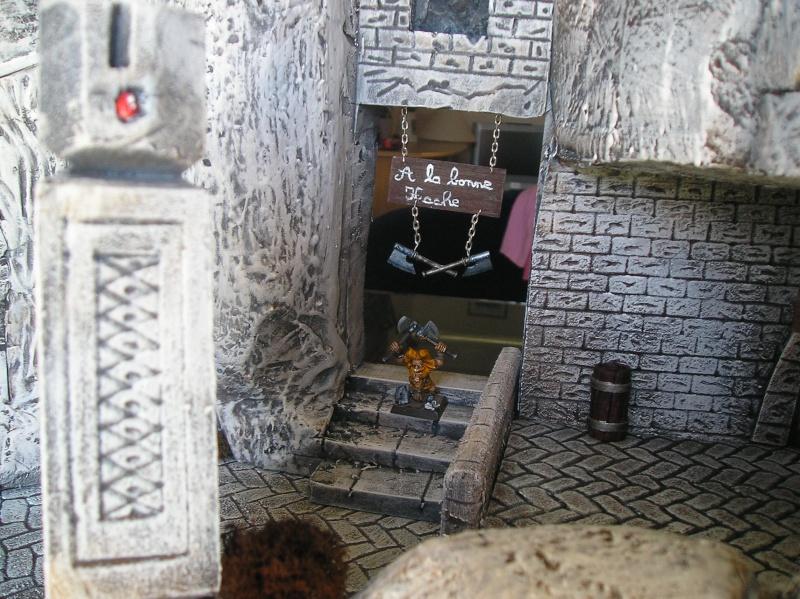 [Blog] Mes décors et figurines naines J13_410