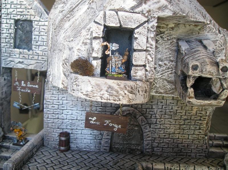 [Blog] Mes décors et figurines naines J13_510