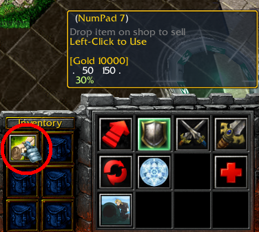 FAQ - How to buy heroes' unique item? Item_c10