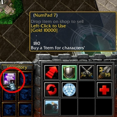 FAQ - How to buy heroes' unique item? Item_f10