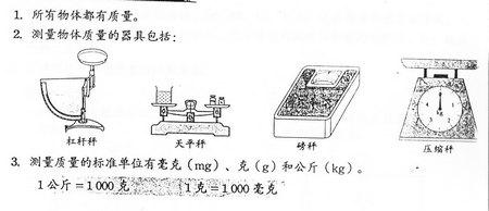 四年级科学笔记(三) Snt41010