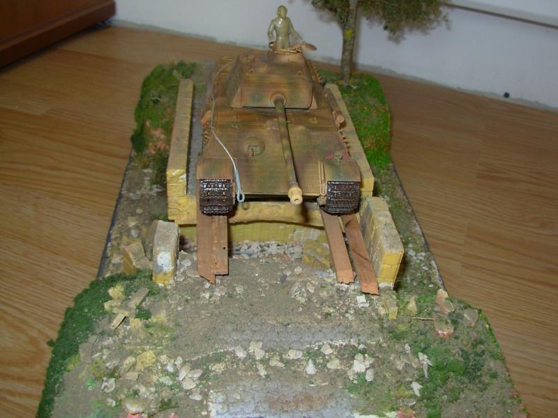 petit pont normand......passe ou passe pas ???????(panther tam 1/35eme+ zim verlinden fig dragon,tam) Dscn0012