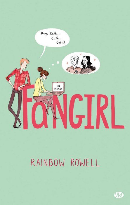 ROWELL Rainbow - Fangirl 1402-f10
