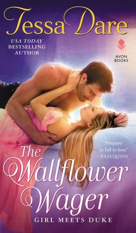 DARE Tessa - GIRL MEETS DUKE - Tome 3 : The Wallflower Wager 40972610