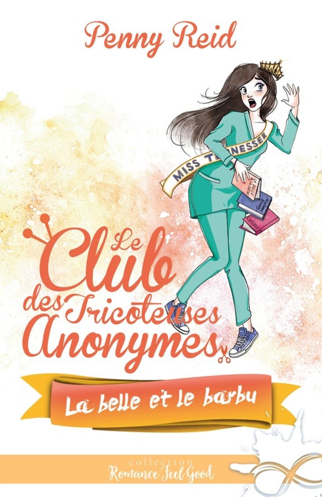 REID Penny - Le club des tricoteuses anonymes - Tome 4 : La belle et le barbu La-bel10