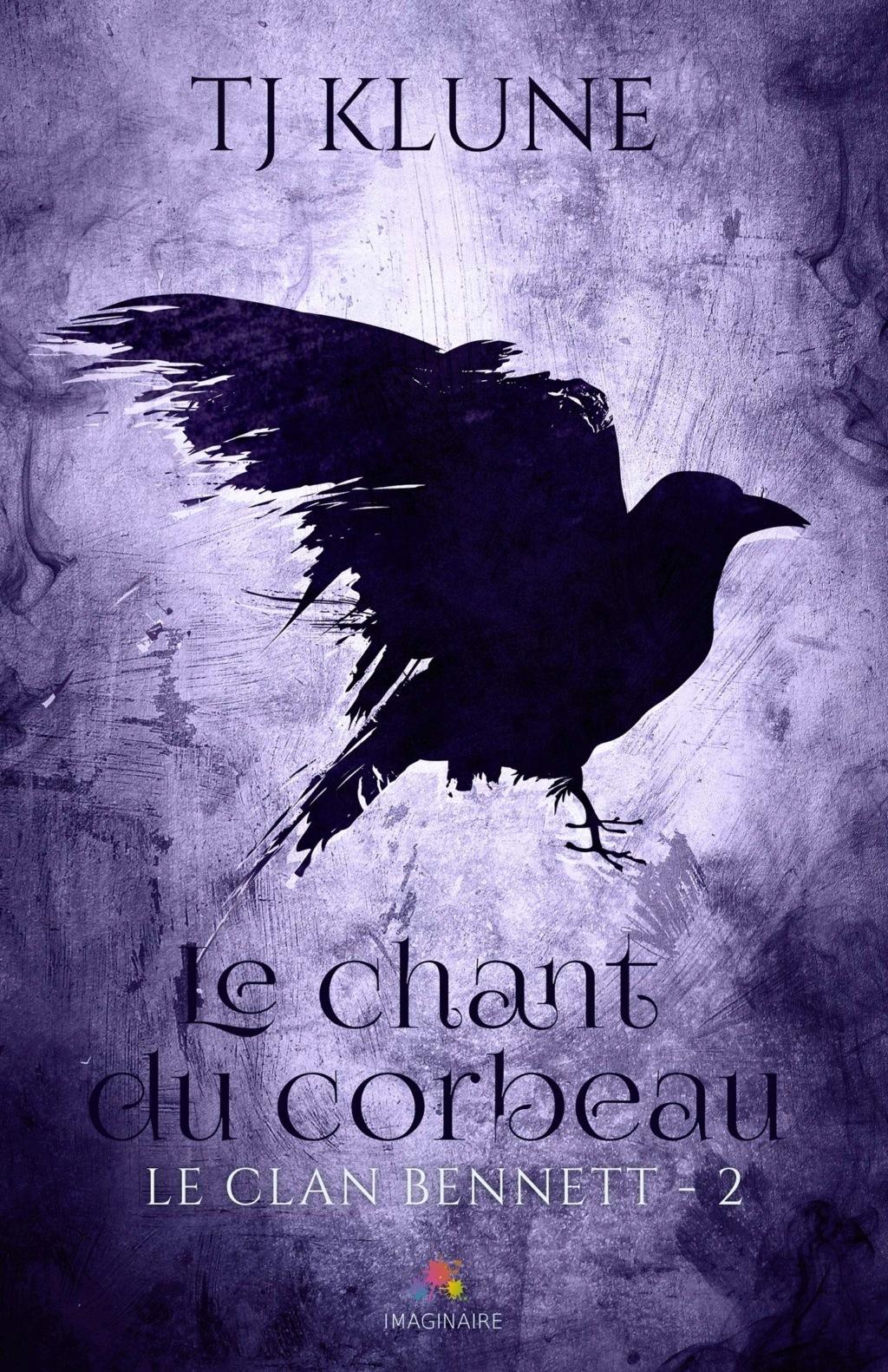 KLUNE TJ - LE CLAN BENNETT - Tome 2 : Ravensong, le Chant du Corbeau Le_cha10