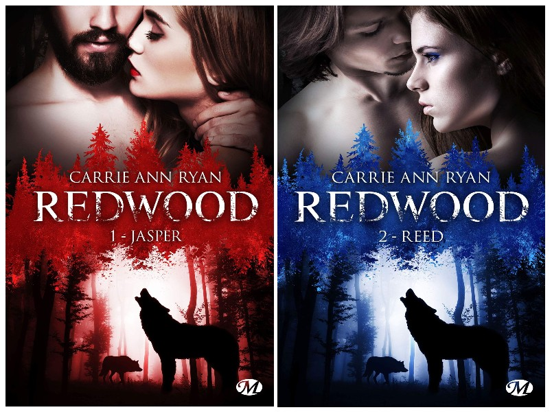 RYAN Carrie Ann - REDWOOD - Tome 1 et 2 : Reed & Jasper Rewood10