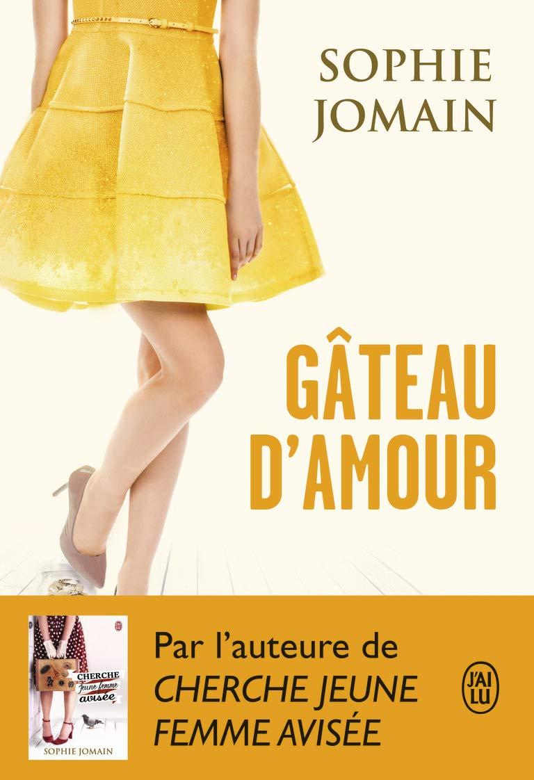 JOMAIN Sophie - Tome 3 : Gâteau d'Amour Sophie10